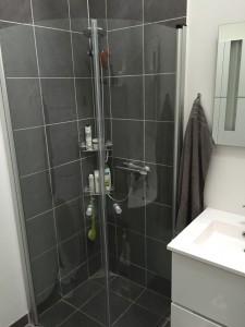 Olsson VVS - Badeværelse - Grå - Bruseniche