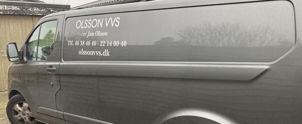 Olsson VVS